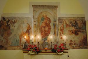 Interno cappella