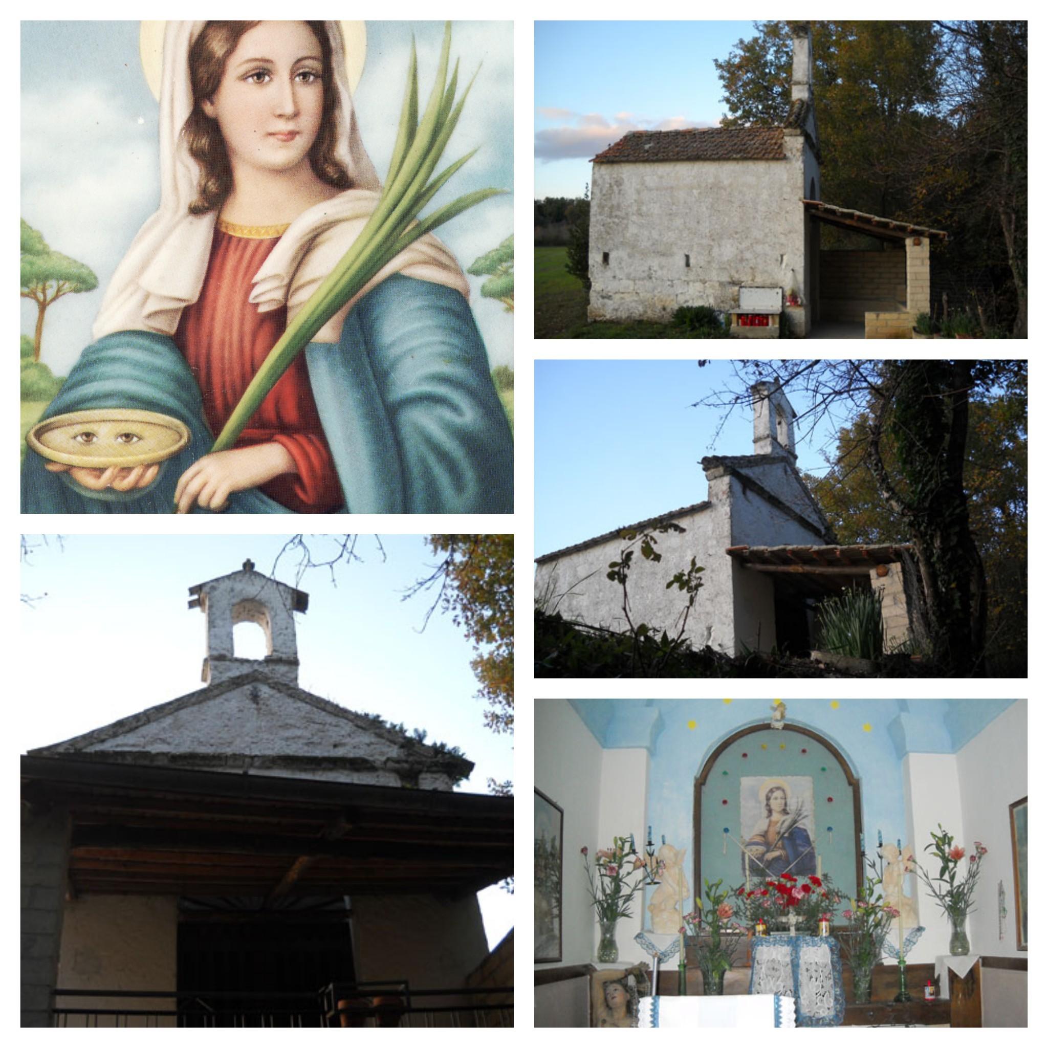 La Cappella di Santa Lucia
