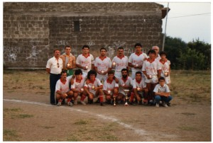 Ri Caurarari, vincitori nel 1985