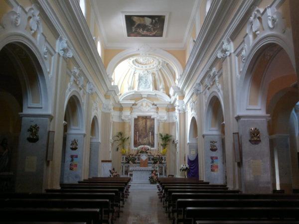 La chiesa madre di Casale di Carinola: storia, devozione e arte