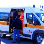Tragico incidente sulla strada nazionale Appia di Croce di Casale