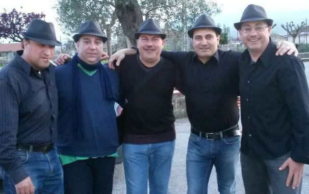 La Old Friends Vintage Band domenica a Mondragone