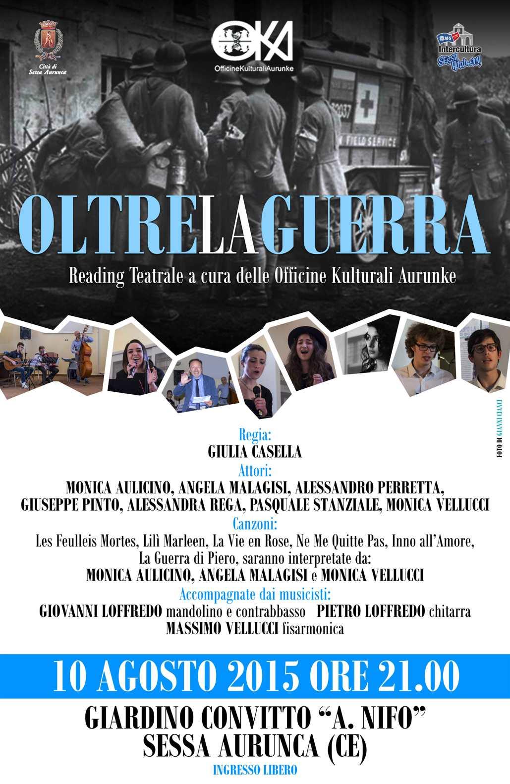 GIULIA CASELLA OLTRE LA GUERRA2222222222