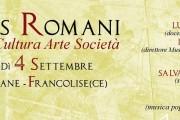 Cives Romani: convegno storico-cultural-artistico
