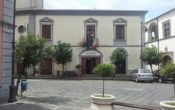 Comune di Carinola: AVVISO Richiesta Compostiera