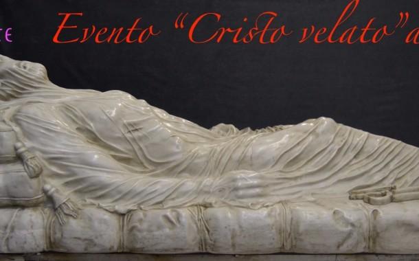 """""""Cristo Velato"""": copia al Museo di Teano"""