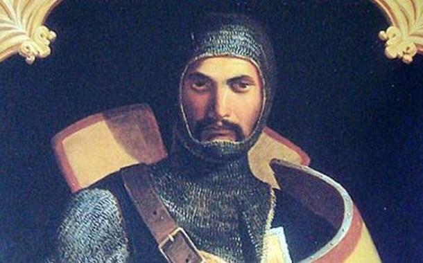 I Signori di Carinola sotto gli Angioini: Filippo di Courtenay