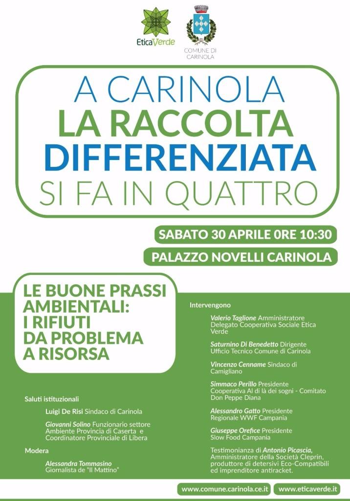Locandina presentazione PROGETTO LISA