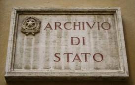 Si lavora per l'Archivio di Stato di Caserta: un convegno per fare il punto