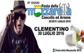 Cancello ed Arnone: Festa della Mozzarella 2016