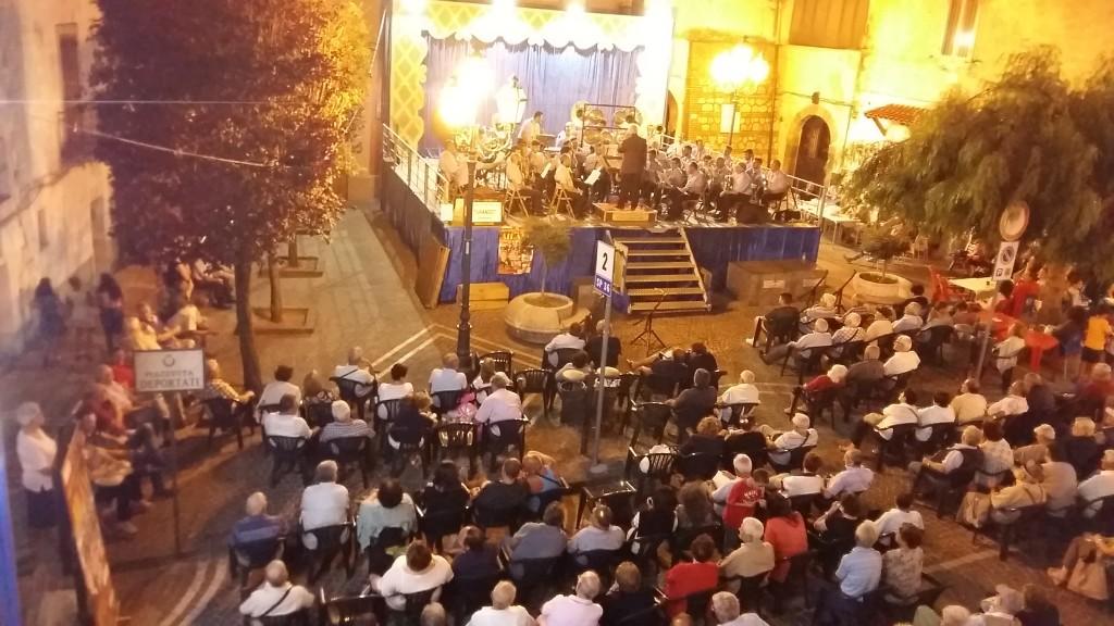 Concertino in Piazzetta