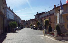 Casale di Carinola: incendio in via Guglielmo Marconi
