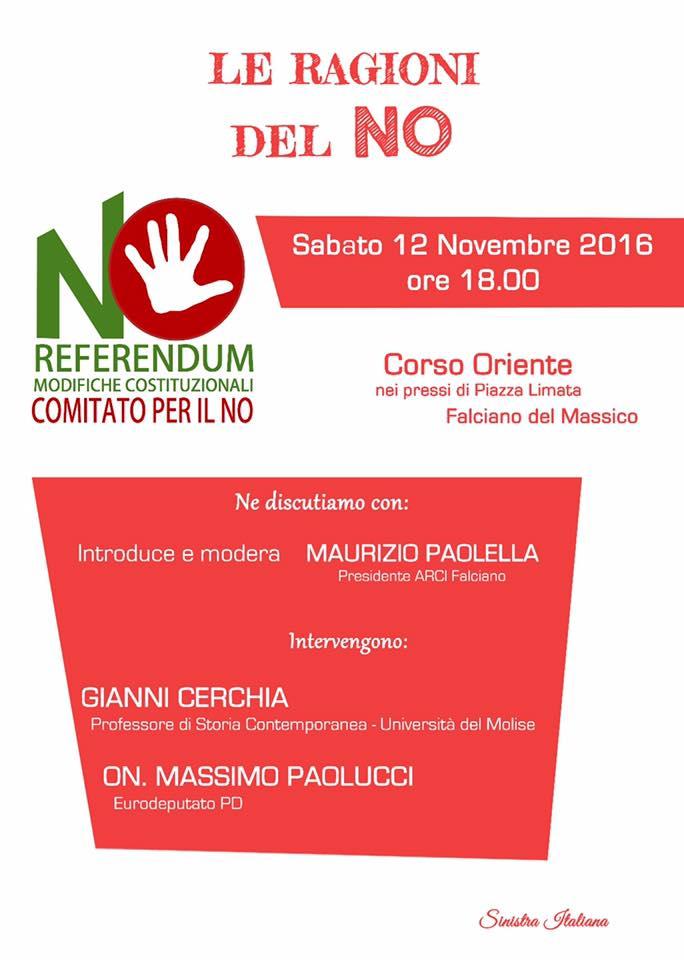 Manifesto evento