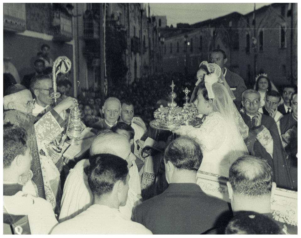 Incoronazione 7 Agosto 1960