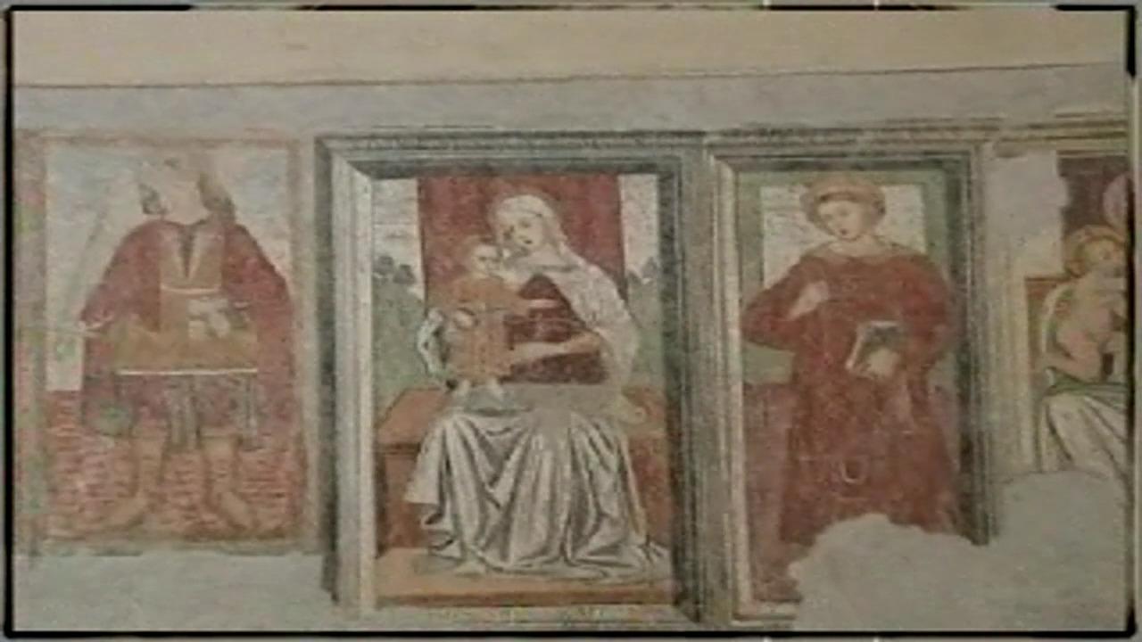 Santi Monaci, chiesa Annunziata di Carinola
