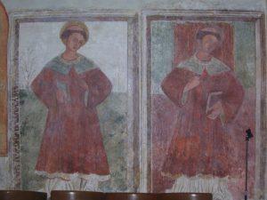 Cappella Santa Maria - Santi Monaci