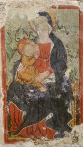 Madonna del Latte - Episcopio, Ventaroli