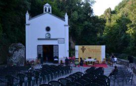 La cappella di S. Maria delle Grazie di Casale di Carinola sarà Santuario