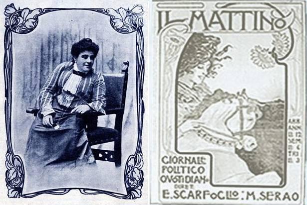125 anni de Il Mattino: serata – evento nel nome di Matilde Serao