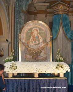 Sacra Icona in tufo
