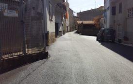 Casale di Carinola: via Aria Vecchia nuovamente asfaltata, ma…