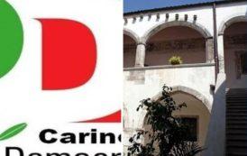 PD Carinola: eletti i tre delegati alla convenzione provinciale per la Segreteria Nazionale