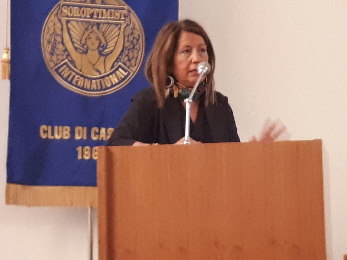 Direttrice della casa di reclusione di Carinola dr.ssa Carmela Campi