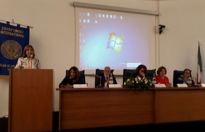 Figli e genitori detenuti: impegno della Casa di Reclusione di Carinola e del Soroptimist di Caserta