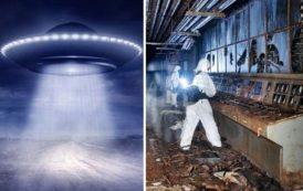 Area 51 sul Massico?