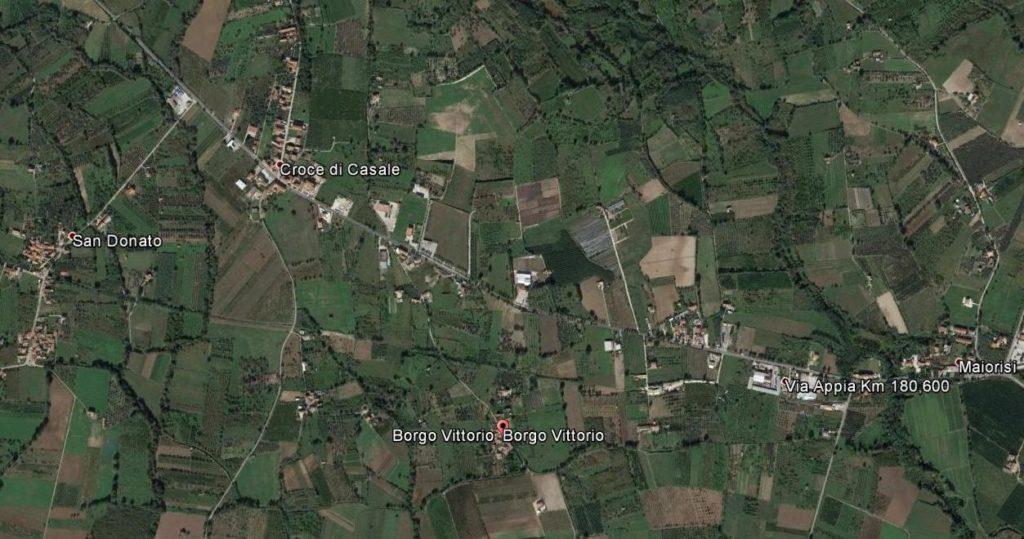 Borgo Vittorio altrimenti conosciuto come Borgo Migliozzi