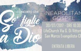 San Marco Evangelista (Ce): Gospel a cura dell' Associazione Life