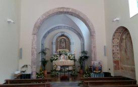 Santuario Maria Ss. delle Grazie: la datazione, e non solo, dell'affresco più antico