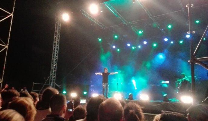 Nocelleto di Carinola: Marco Masini in concerto