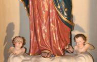 Recuperati gli angioletti trafugati quasi due anni fa nella chiesa di Casale di Carinola
