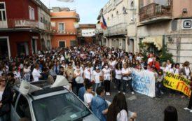 A Mondragone una marcia per la salvaguardia territorio