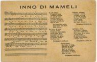 L'Inno di Mameli (Il canto degli italiani) ufficialmente inno d'Italia