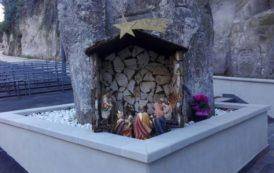 Casale di Carinola: la magia del Presepe nell'atmosfera magica del Santuario