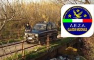 Carinola – Inquinamento ambientale segnalato dai volontari AEZA