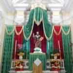 La statua di San Paolo a Casale di Carinola