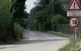 Altro incidente lungo la strada che da Casale porta a Croce