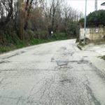 Provincia di Caserta, manutenzione ordinaria sulle strade