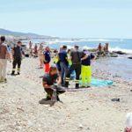 Baia Domitia: muore sul colpo dopo essersi tuffato in mare
