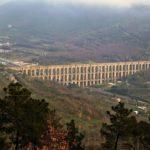 Reggia di Caserta: Acquedotto Carolino, quando l'acqua genera bellezza