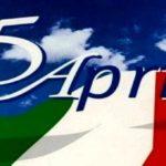 25 aprile, Festa della Liberazione: ricordiamolo sempre!
