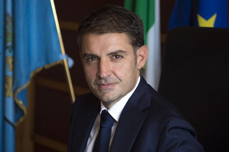 Giorgio Magliocca - Presidente della Provincia di Caserta
