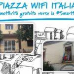 Falciano accede ai finanziamenti per il WiFi pubblico