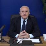 De Luca contro le elezioni ad ottobre: «Si colpisce di nuovo la scuola»