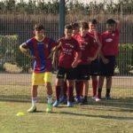 Lavori al campo sportivo di Carinola
