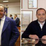 Oliviero presidente del consiglio della Campania, Grimaldi questore