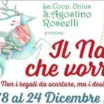 """""""Il Natale che vorrei"""" della cooperativa S. Agostino Roscelli"""